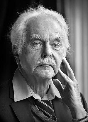 Frank Ankersmit - Portrait of Frank Ankersmit