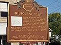 101 0441 kilbourne plat state hist'l marker, sandusky ohio.JPG