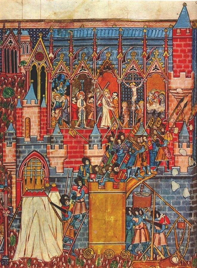 1099 Siege of Jerusalem