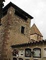 111 Sant Esteve de la Doma, comunidor i campanar.jpg