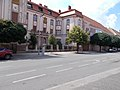 11 Jókai Street and hospital, 2020 Pápa.jpg