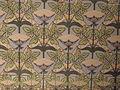 121 Pavelló dels Distingits, sala de música, ceràmica.jpg