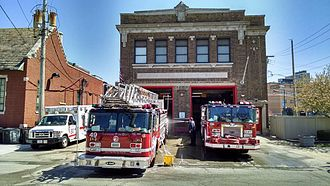 Chicago Fire Department - Engine 126 - Truck 49 - Ambulance 50  -- Protecting the South Shore area of Chicago