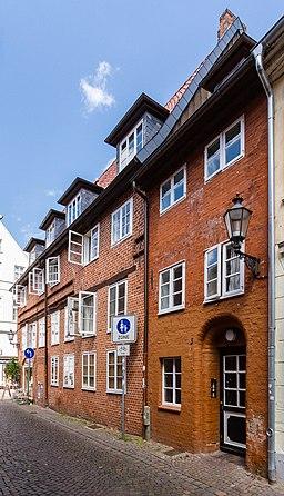 Finkstraße in Lüneburg