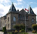 1352-Nanaimo Courthouse by Kirk McDougall Friday July 22 2011.jpg