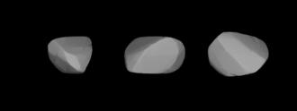 1353 Maartje - Lightcurve-based 3D-model of Maartje