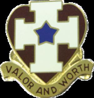 139th Medical Brigade - Image: 139Med Grp DU Ismall