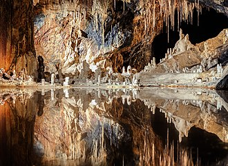 Saalfeld Fairy Grottoes - Image: 140823 Märchendom Saalfelder Feengrotten
