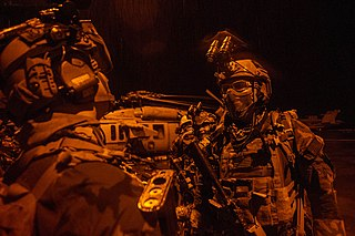 Special forces Military units trained to conduct special operations