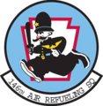 146th Air Refueling Squadron emblem.png
