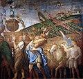 1490 Mantegna Der Triumphzug Caesars IV Vasenträger anagoria.jpg