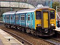 150279 Merthyr Tydfil to Bridgend via Rhoose 2E36 (40343017155).jpg