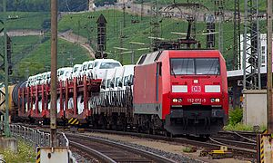 EuroSprinter - DB AG Class 152