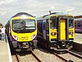 153378 and 185147 at Cleethorpes - DSC07252.JPG