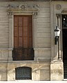 168 Casa Torrebadella, c. Anselm Clavé 29 (Granollers), finestra.jpg