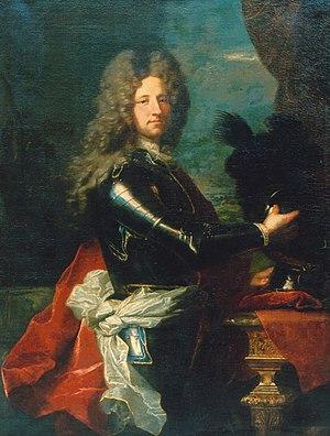"1711 Portrait of Marc de Beauvau, ""Prince of Craon"" (1676-1754) by Hyacinthe Rigaud (Musée Lorrain).jpg"