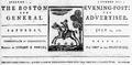 1782 Powars BostonEveningPost 7July.png