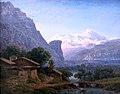 1813 Schinkel Blick auf den Mont Blanc anagoria.JPG