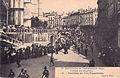 1830 1905, 75º aniversário da independência belga, Cortejo, Arquivo de Villa Maria, Angra do Heroísmo, Açores..jpg