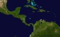 1865 Atlantic tropical storm 1 track.png