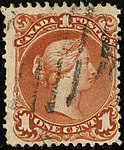1868ca 1c Canada lines Yv18 SG55 red-brown.jpg