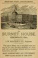 1876 Burnet House Cincinnati Ohio advertisement.png