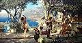 1881 Siemiradzki Tanz der Schwerter anagoria.JPG