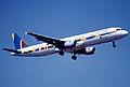 188bd - Air 2000 Airbus A321-211; G-OOAF@PMI;20.08.2002 (5362933589).jpg