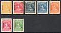 1906 Bolivia specimen telegraph stamps.jpg