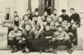 1913 Walsh Hall football team, Interhall champions.png