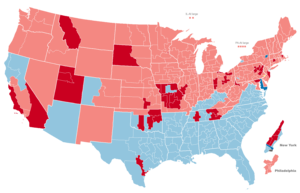 United States House of Representatives elections, 1920 - Image: 1920 House Elections