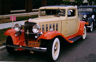 Nash Ambassador - 1932 Nash Ambassador Eight