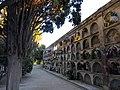194 Cementiri de Vilafranca del Penedès, nínxols.JPG