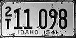 1954 Idaho license plate.jpg