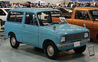 Mazda Porter Motor vehicle