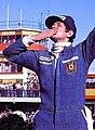 1977 Argentine Grand Prix Jody Scheckter celebrate (cropped).jpg