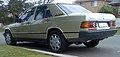 1985-1988 Mercedes-Benz 190 E (W201) sedan 02.jpg