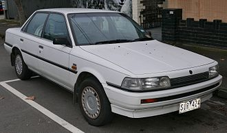 Button car plan - Image: 1989 Holden Apollo (JK) SLE sedan (2015 07 06) 01