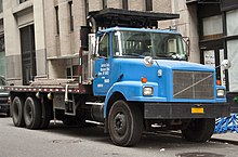 1995 Volvo Wg The First Year That This Old White Gmc Truck Was Marketed As A