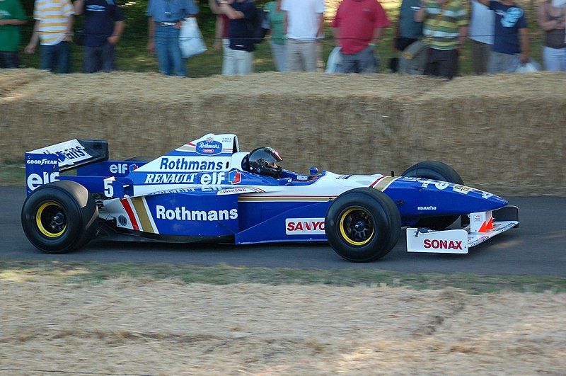 File:1996 Williams-Renault FW18 Goodwood, 2009.jpg