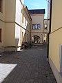1 Tompa Street, courtyard, skyway, 2020 Sárospatak.jpg