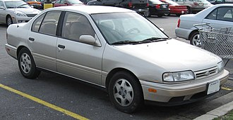 Infiniti G-series (Q40/Q60) - 1993.5 G20