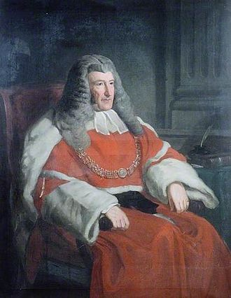John Campbell, 1st Baron Campbell - Lord Campbell as Lord Chief Justice