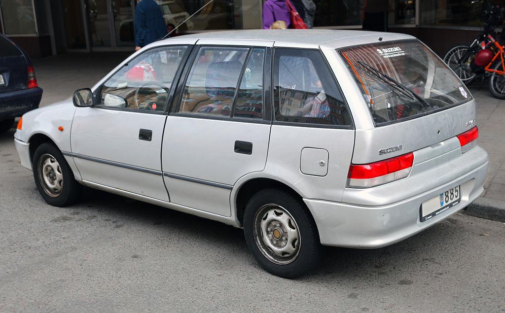 Suzuki Swift History