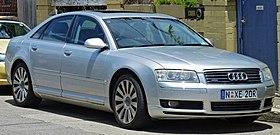 Audi A8 Wikipedia
