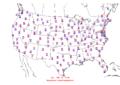 2004-09-11 Max-min Temperature Map NOAA.png