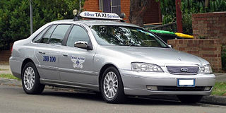 Taxis in Australia