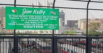 James M. Kelly (Boston politician) - Tribute to Jim Kelly, South Boston, 2007