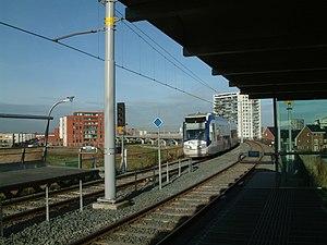 Oosterheem RandstadRail station - Image: 2008 Station Oosterheem (06)