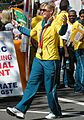 2008 Summer Olympics Australian Parade in Sydney - Megan Jones - Equestrian Eventing.jpg